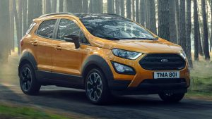 xe Ford EcoSport 2021
