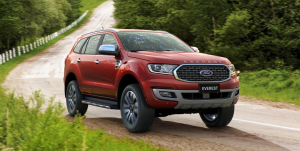xe Ford Everest 2021